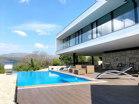 Ultra Modern Luxury 3BR Villa with Pool  Caminha