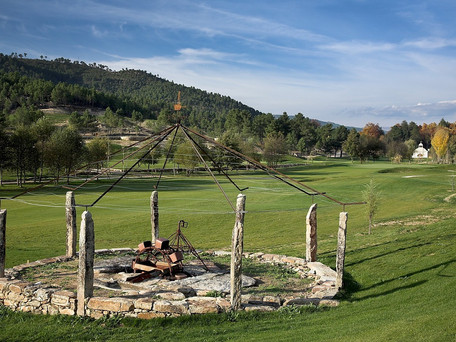Golf in Portugal - Vidago Golf Course - The Latest Jewel of the North