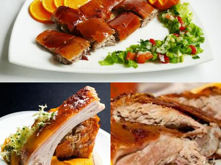 """Leitão à Bairrada"" - One of the 7 Wonders of Gastronomy in Portugal"