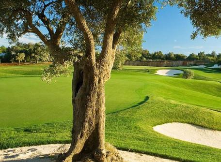 Golf in Portugal - The Faldo Golf Course - Algarve..