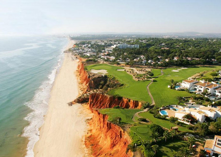 Golf in Portugal...