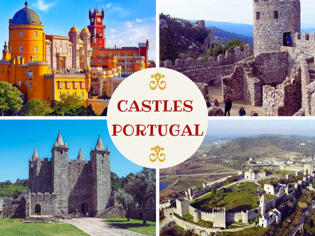 16 Enchanting Castles in Portugal Straight Out of a Fairy Tale
