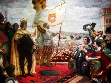 December 1st - Restoration of Independence in Portugal