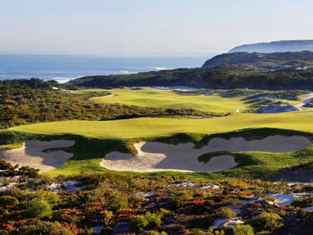 Golf in Portugal - West Cliffs Resort - Praia D'el Rey