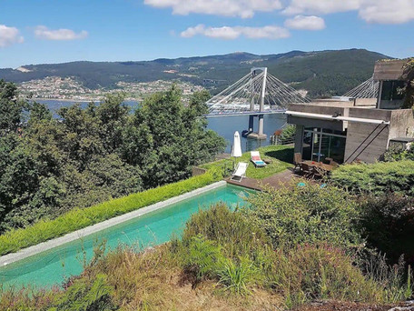 Modern Design Villa, Vigo (Rande) - Spain