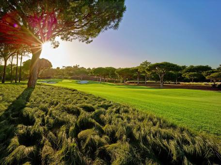 Golf in Portugal - Quinta do Lago - Algarve.