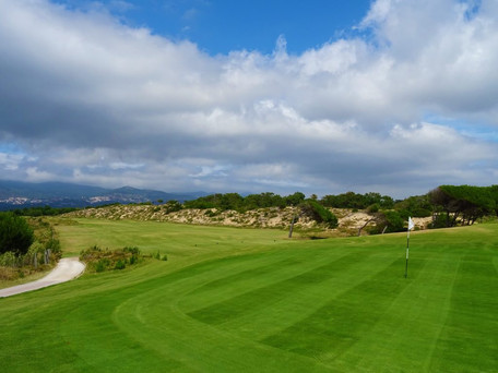 Golf in Portugal - Oitavos Dunes Natural Links Golf