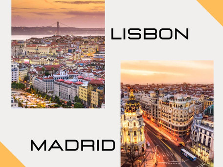 """Lisbon / Madrid: What is the difference between a """"TOP PRIME"""" PH Flat in the two capitals???"""