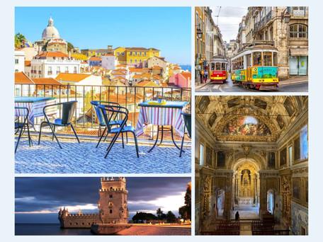 Lisbon - The City of Seven Hills