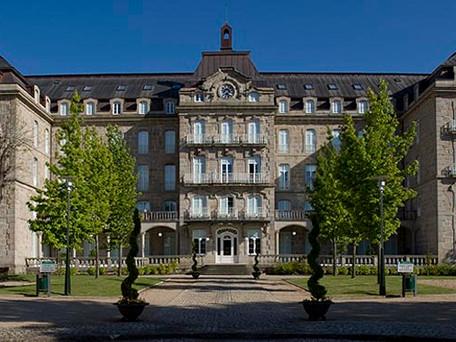 Duplex Mondariz Balneario Espanha