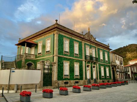 "The ""Casa Verde"" in Vila Nova de Cerveira"
