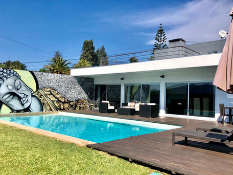 Spacious Modern 3BR Villa with Pool in Caminha