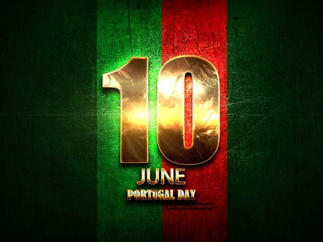 Portugal Day... Homage to Portugal, Camões and the Portuguese Communities!!!