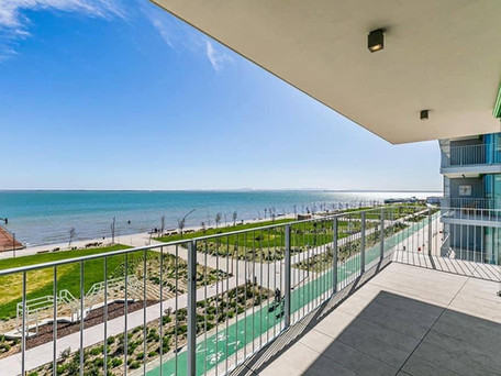 NEW 3 BEDROOM APARTMENT WITH THE BEST VIEW OF THE RIVER TEJO - LISBOA