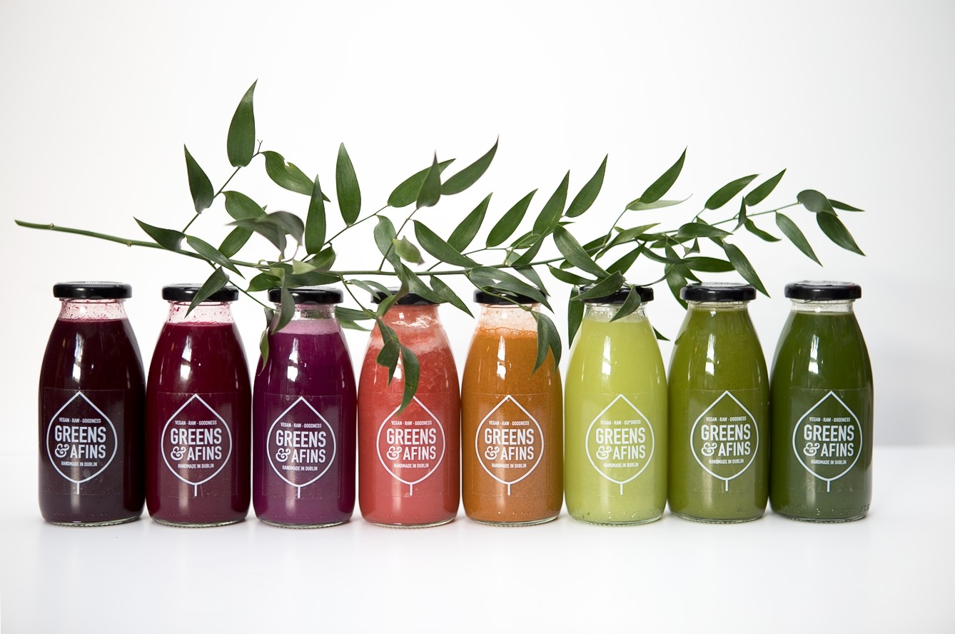 Fresh Natural Vegan Juices