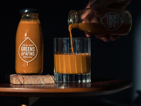 Cold-pressed juices. Why is it better?