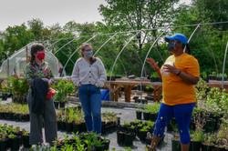 Visit our Native Plant Nursery!