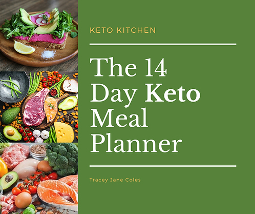 The 14 day Keto Diet Plan