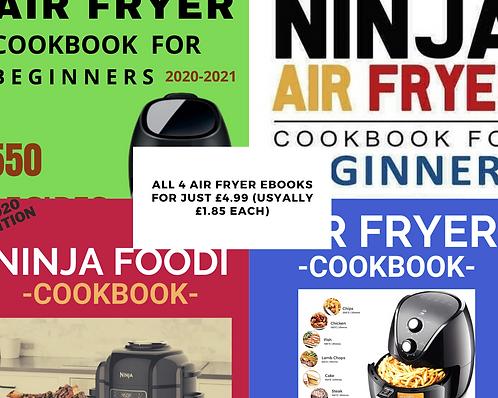 All 4 Air FryerBooks