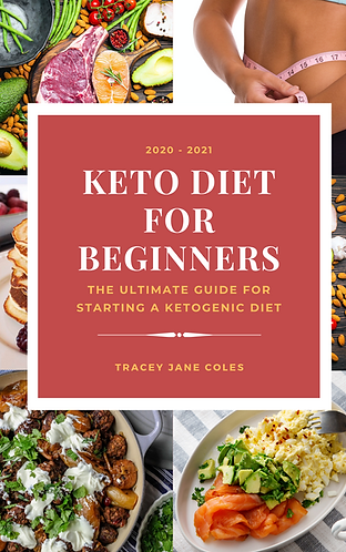 Keto Diet Book for Beginners - The Complete Ketogenic Diet Guide