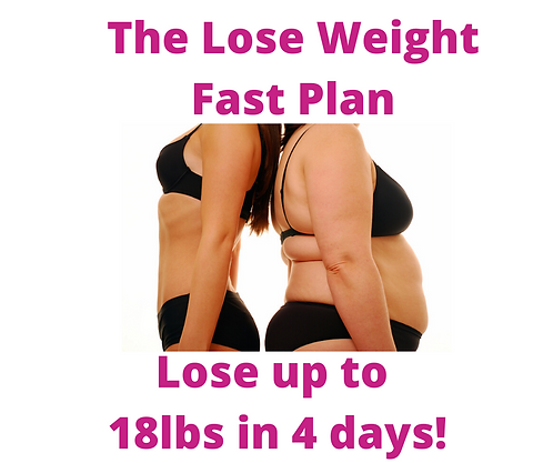 The Lose Weight Fast Diet