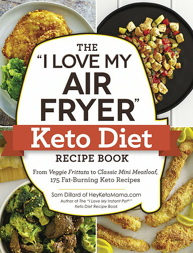 I love my Air Fryer Keto Diet Recipe Book