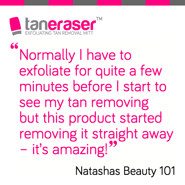 Tan Eraser Review
