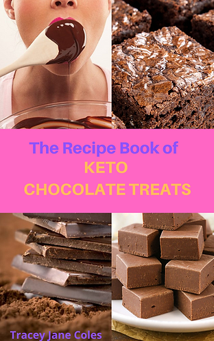 The Recipe Book of Keto Chocolate Treats