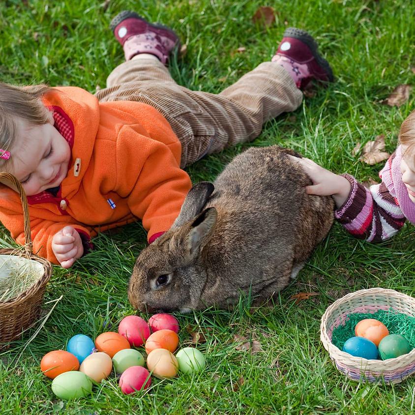 Easter Fundraiser & Egg Hunt