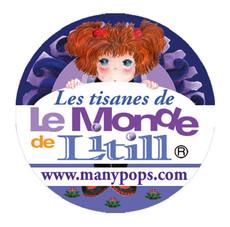 Les tisanes de Le Monde de Litill