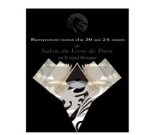 Salon du livre de Paris Terre de Brume
