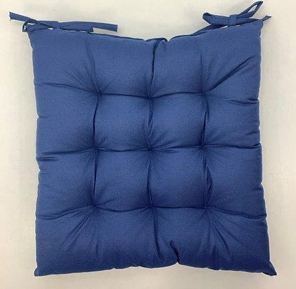 CHAIRPAD 40X40CM/16X16IN NAVY