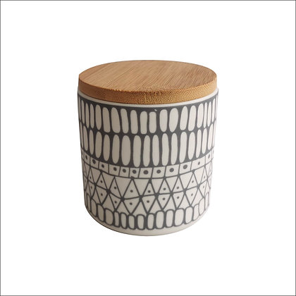 CANISTER 10.5X10.5X11CM/4X4X4IN
