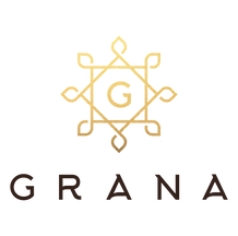Logo_Final_Grana_letra_café,_logo_dorado