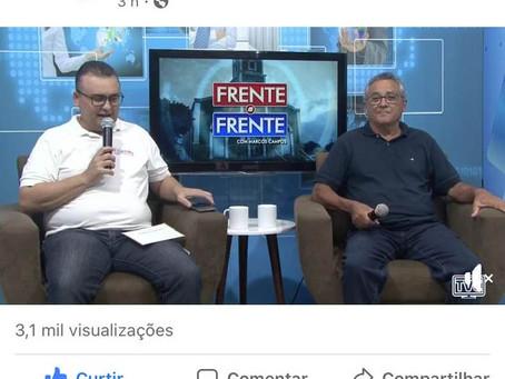 CANDIDATÍSSIMO: Ex Prefeito Têta assume que é Pré Candidato a Prefeito de Cachoeira em 2020