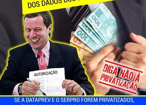 Privatização indiscriminada: uma INCONSEQUÊNCIA que vai custar caro!