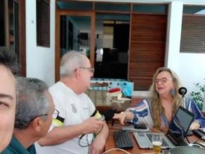 Oficial: apoiado por Aguinaldo Ribeiro, Zé Aldemir e Dra. Paula, Têta vai para o Progressistas
