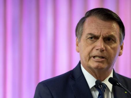 Bolsonaro sanciona lei que criminaliza calúnia com finalidade eleitoral