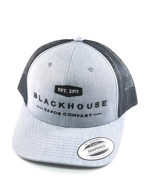Blackhouse Vapor Snap Back Mesh Hat