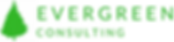 Evergreen Consulting logo square green l