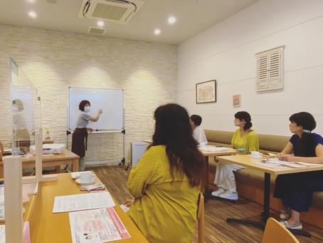 🌈第1回カフェきららdeナチュラルライフを学ぶ会を開催しました🌈