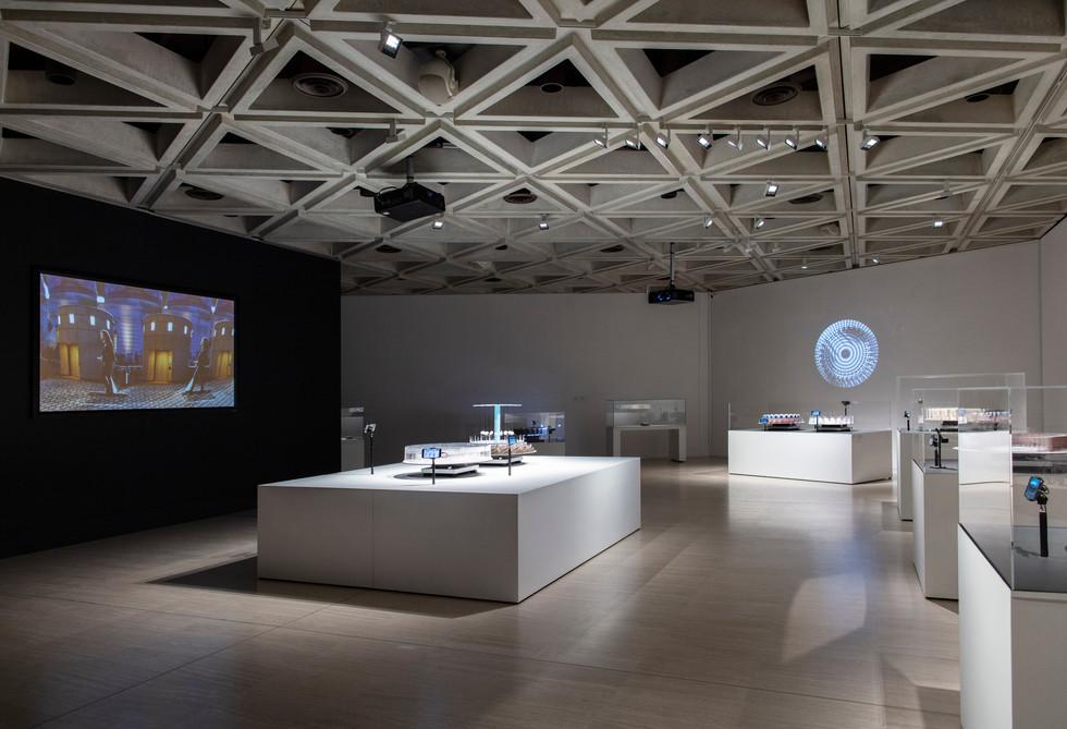 Leaving LA Exhibit, Art Gallery of Western Australia, 2021