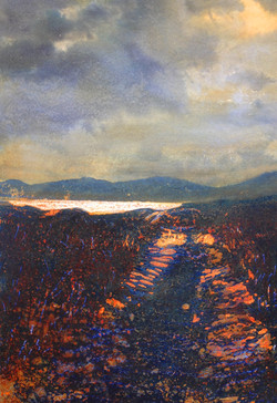 To the Loch-Evening