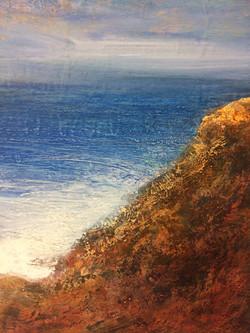 A Cornish Cliff