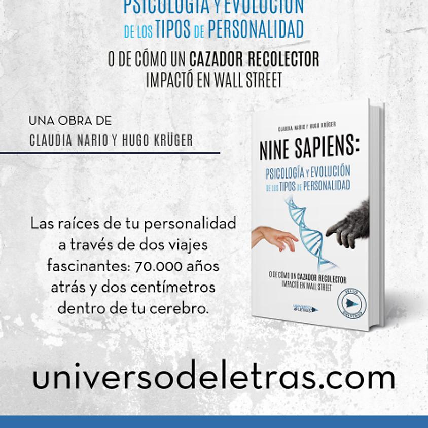 Lanzamiento del Libro: NINE Sapiens - en Español