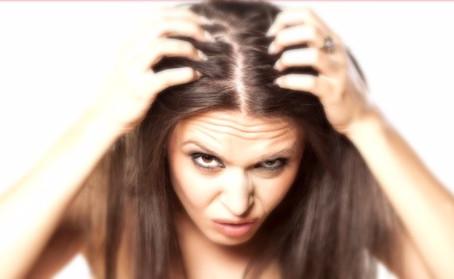 Allergia alla tinta per capelli?
