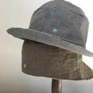 Wax Coated Cotton Hat / Cap