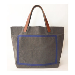 Wax Coated Cotton Stitched Bag Large