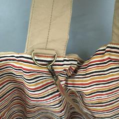 Dense Cotton Stitchless Tote / Medium