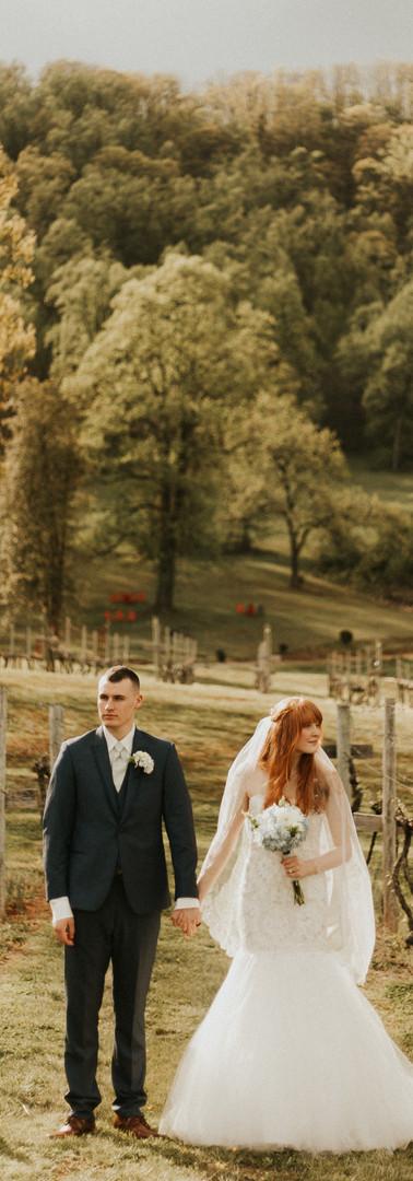 Wisdom Oak Winery Wedding || Emily + Brent